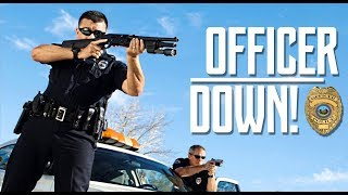 """Police Tribute - """"Officer Down!"""" ᴴᴰ"""
