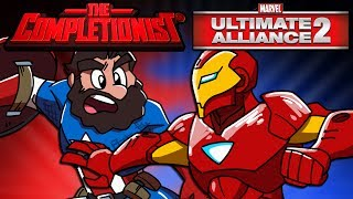 Marvel Ultimate Alliance 2: Choose a Side Spider-man - The Completionist Review