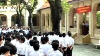 Lê Hồng Phong - Chào cờ 03-06