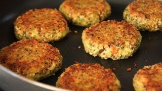 Vegan Red Quinoa Steak - Bruno Albouze - THE REAL DEAL