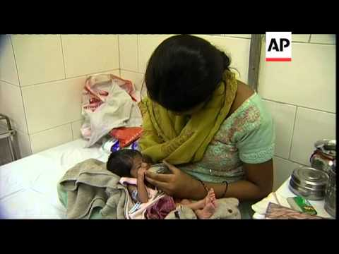 World Breast Feeding week begins - 2011