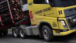 Volvo FH16 750 Timber Truck - Forest Roads