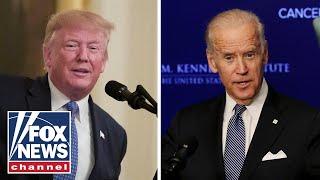 Trump trolls Joe Biden over missing Obama endorsement