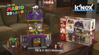 SUPER MARIO: Ghost House™ Building Set
