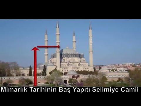 Selimiye Camii Sırları ve Mimar Sinan Dehası