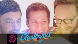 Welcome to Clusterfest 2018