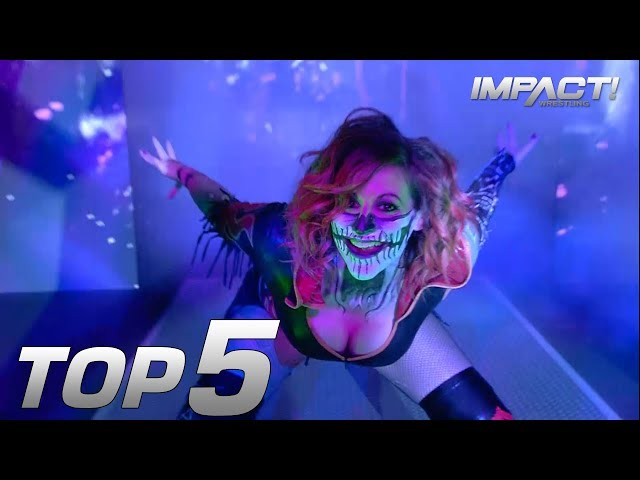 Top 5 Must-See Moments from IMPACT for Apr. 12, 2018   IMPACT! Highlights Apr. 12, 2018