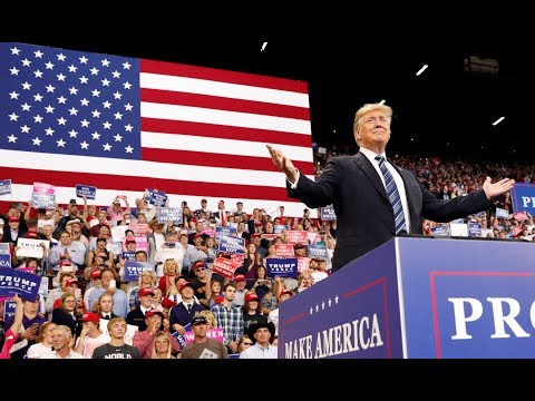 Xxx Mp4 WATCH LIVE Trump Holds Campaign Rally In El Paso Texas 3gp Sex