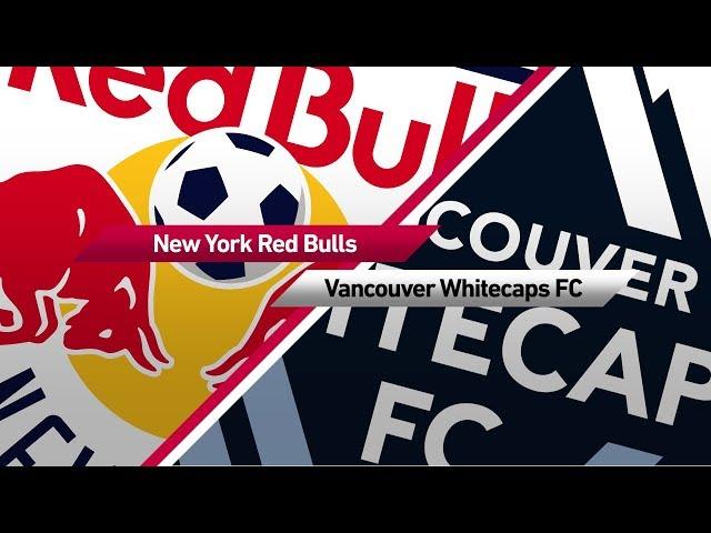 Highlights: New York Red Bulls vs. Vancouver Whitecaps FC   October 7, 2017
