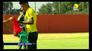 Bafana have been hit by two withdrawals ahead of the COSAFA cup