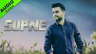 Akhil - Supne | Full Audio Song | Latest Punjabi Songs
