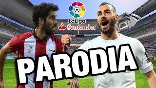 Athletic Bilbao vs Real Madrid 1-2 (PARODIA Hey Ma - J Balvin & Pitbull)