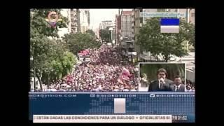 Maduro hace un llamado al trabajo y a la paz