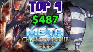 TOP 4 - Meta Championship $487 [Yugioh Duel Links]