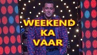 Bigg Boss 10 Weekend Ka Vaar With Salman Khan