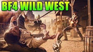Battlefield 4 Loadout: Wild West Jesse James 44 Magnum & Scout Elite