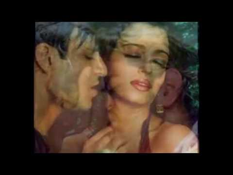 Aishwarya Rai Sexy Hot Lip Kiss & Spicy Rare Video
