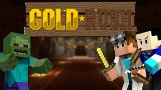 מיינקראפט | מפות - Gold Rush