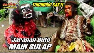 JARANAN BUTO LUCU JURUS SULAP JADI UANG BANYAK By Daniya Shooting Siliragung