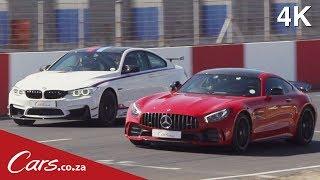 Track Race | BMW M4 DTM vs Mercedes AMG GTR | Part 2