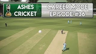 NORTH SYDNEY OVAL  - Ashes Cricket Career Mode #36