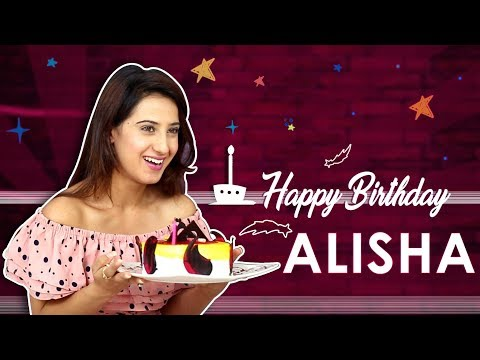Xxx Mp4 Alisha Panwar Celebrates Her Birthday With India Forums India Forums 3gp Sex