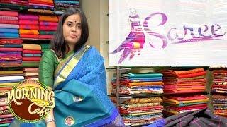 Indian Saree types | ஆடையலங்காரம் For Fashion | 24/03/2017