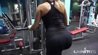 Brooke Crompton - Leg Training with Lmnitrix