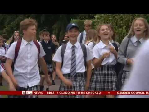 Xxx Mp4 Boys At Exeter Academy School Wear Skirts In Uniform Protest 3gp Sex