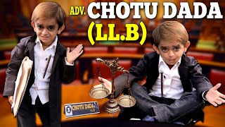 "CHOTU LLB "" चलो केस लाडलो केस 