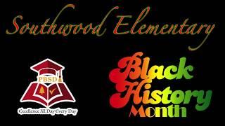 Southwood Elementary Black History Program 2018