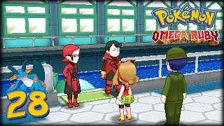 Pokémon Rubí Omega - Cap.28 ¡Roban el submarino!