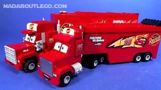 LEGO CARS 3 Florida 500 Final Race