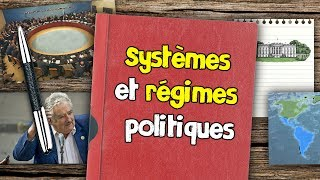 Systèmes et régimes politiques │MISTER GEOPOLITIX