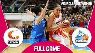 UMMC Ekaterinburg (RUS) v Perfumerias Avenida (ESP) - Full Game - EuroLeague Women 2016/17