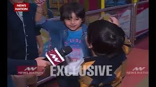 Serial Aur Cinema: TV Celebrity kids enjoys at Fun CIty with News Nation