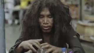 Touching Thai Commercial -Homeless Blind Truth - CCTV