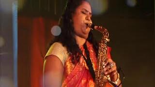 Saxophone Subbalaxmi - Shaan se Instrumental