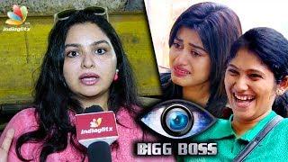 Why are housemates supporting Julie & not Oviya? | Soniya Venkat Interview, Bigg Boss Vijay TV