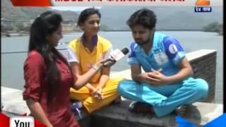 Zee24Taas: SpotLight : Starchi Thashan, marathi box cricket league