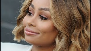 Blac Chyna Now Says Rob Kardashian Punched Her