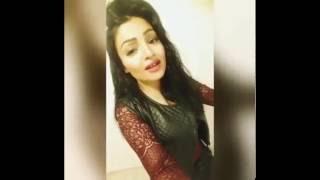 Alia Ansari Singing Beautiful Pashto song