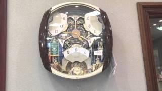 Some more seiko musical clocks.