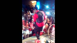 Diamond platnumz Performing in Dallas