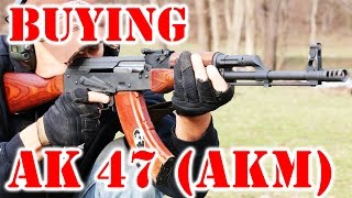 Buying AK47 (AKM) or AK 74 rifles - Basic Tips