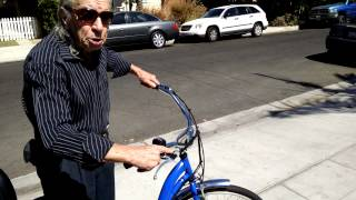 Throttle on Electric Tricycle