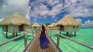 Bora Bora French Polynesia in 4K