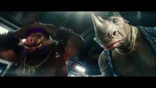 As tartarugas ninjas 2  Trailer Oficial #3 HD