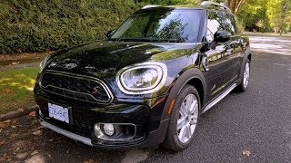 Mini Countryman Review--BMW X1 ALTERNATIVE
