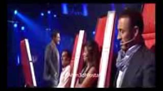 اغنية كرار صلاح   أنام وما يجيني النوم في برنامج احلي صوت ذا فويس الموسم الثاني 2014
